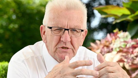 Angst vor vierter Welle: Kretschmann schließt Impfpflicht nicht aus