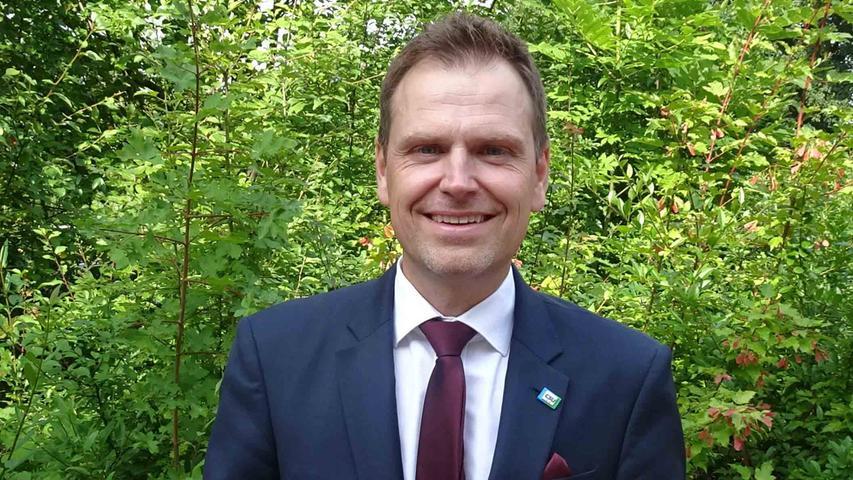 Dr. Christian von Dobschütz tritt als CSU-Kreisvorsitzender die Nachfolge von MdL Hans Herold an- Foto: pmw