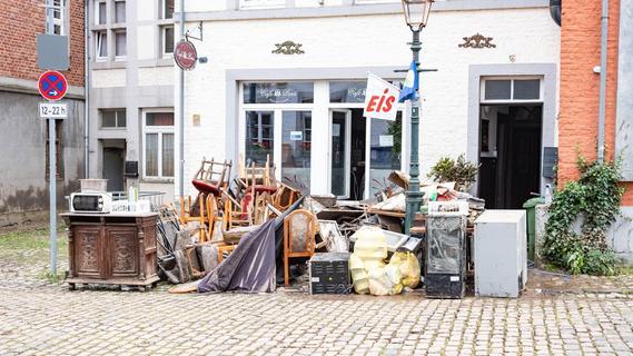 Aufatmen in Rheinland-Pfalz: Katastrophengebiete blieben vom Regen verschont