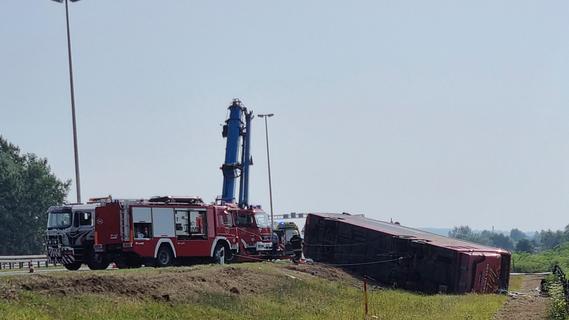 Busfahrer eingeschlafen: Zehn Tote bei Unglück in Kroatien