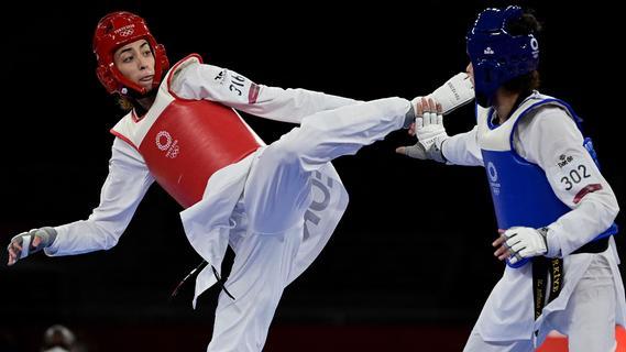 Ehemalige Nürnbergerin verpasst Olympia-Bronze im Taekwondo