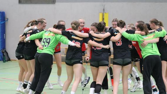 Ziel Bundesliga: A-Jugend-Spielerinnen des HC Erlangen steigen auf