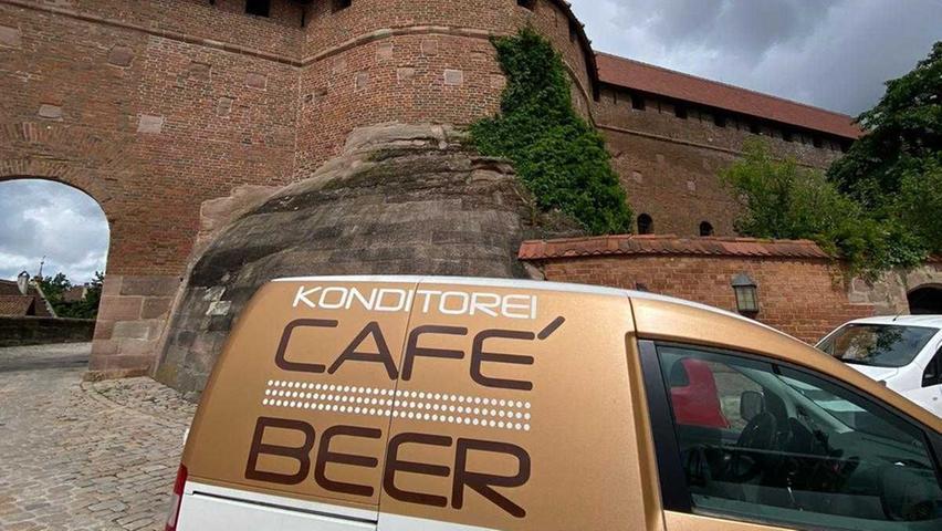 Café Beer eröffnet eine Filiale auf der Nürnberger Burg