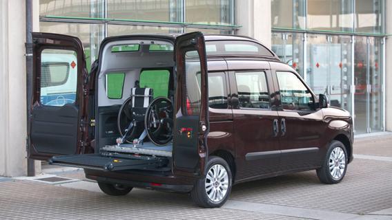 Mobil auch mit Handicap