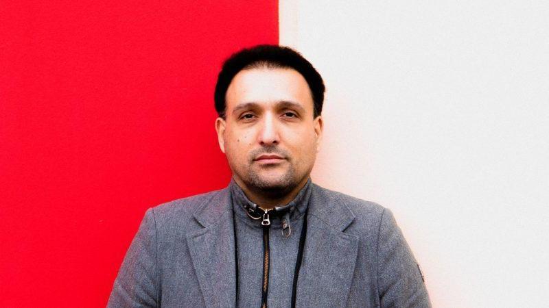 Erkan Dinar kandidiert für