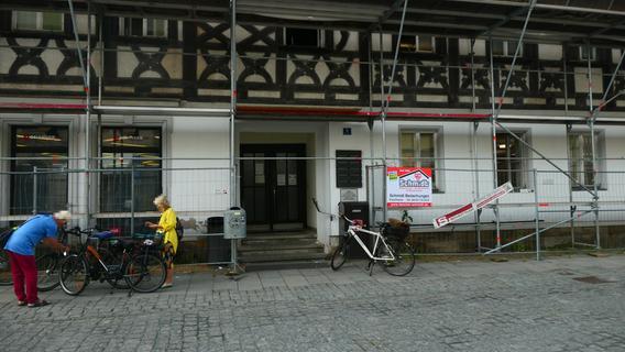 Situation im Einwohnermeldeamt Forchheim: Pech? Eher schon peinlich