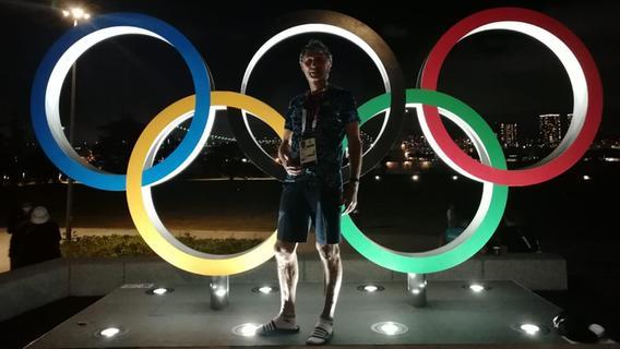 Peter Müller - der erste Olympionike aus Hausen