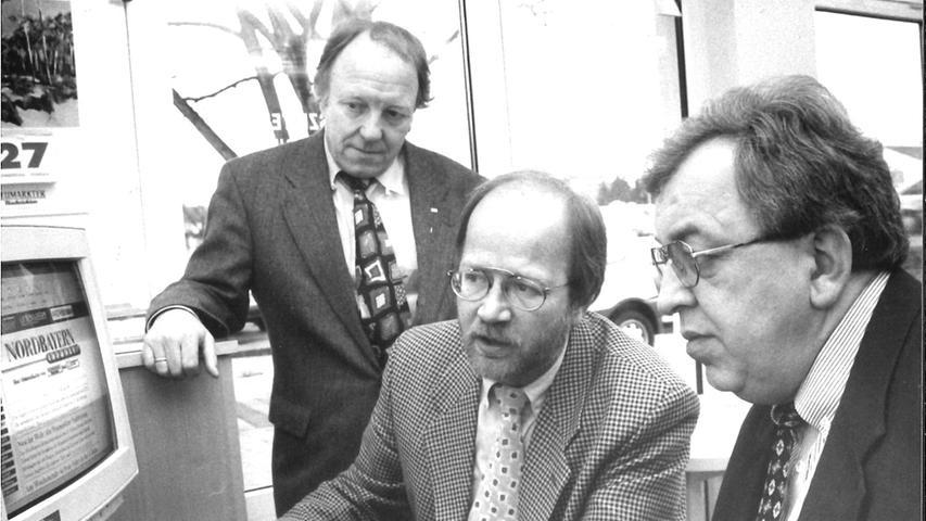 Albert Löhner: Politik auf der Überholspur