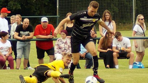 Raitersaichs Grillenberger trifft auch nach 500 Spielen noch in der Bezirksliga Süd