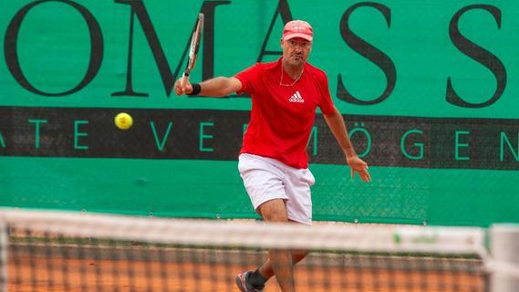 Herren 50 des TSV 1895 Burgfarrnbach steigen in die Tennis-Regionalliga auf