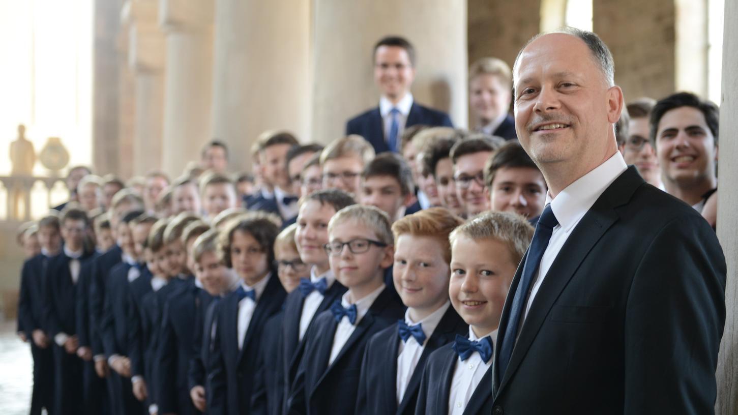 Windsbacher Knabenchor-Chef vor Karrieresprung nach Dresden