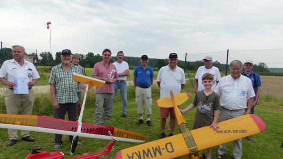 Modellsegelflugclub Möninger Berg besteht seit 40 Jahren