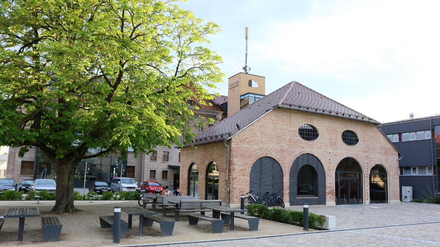 Bei der Höchstadter Fortuna Kulturfabrik kommt es leider immer wieder zu Sachbeschädigungen - jetzt werden Gegenmaßnahmen ergriffen.