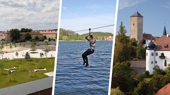 Urlaub in Franken: Unsere Freizeittipps für die perfekten Sommerferien daheim