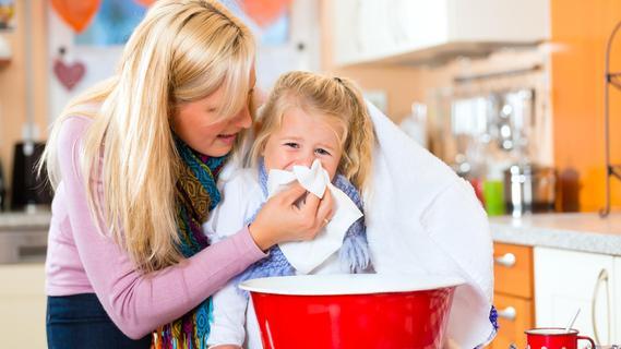 Erkältungswelle bei Kindern: Das sagen die Ärzte
