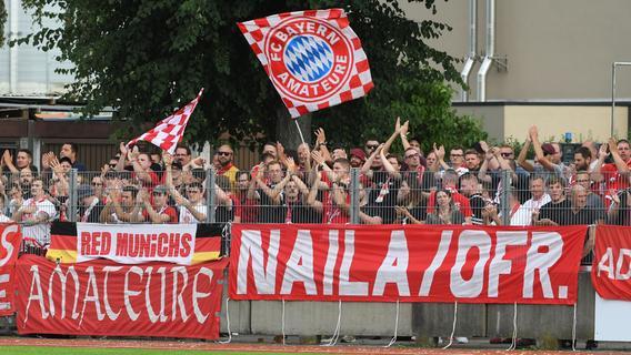 Erst gut mitgehalten, dann doch abgeschossen: Eltersdorf gegen Bayern II