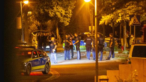 Polizeieinsatz: Auseinandersetzung im Ankerzentrum Bamberg