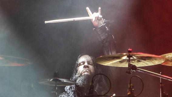 Trauer in der Metal-Szene: Slipknot-Drummer Joey Jordison ist tot