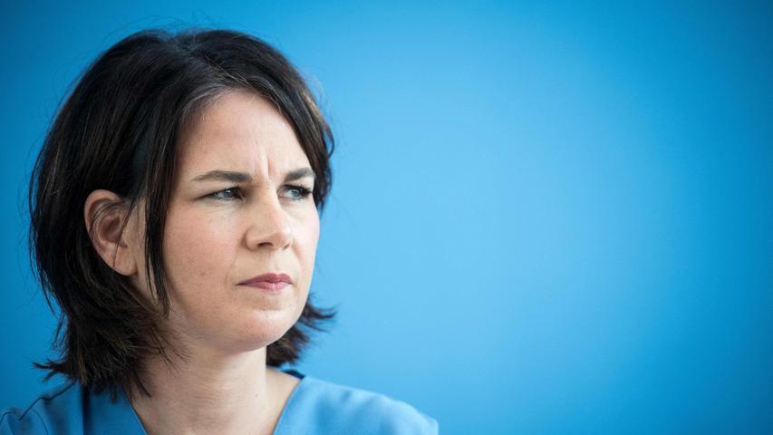 Kolumne: Bitte keine Entschuldigungen mehr, Frau Baerbock