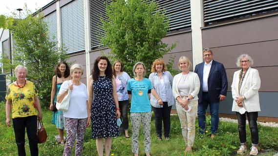 Die Grundschule Pilsach verabschiedet Susanne Feigl