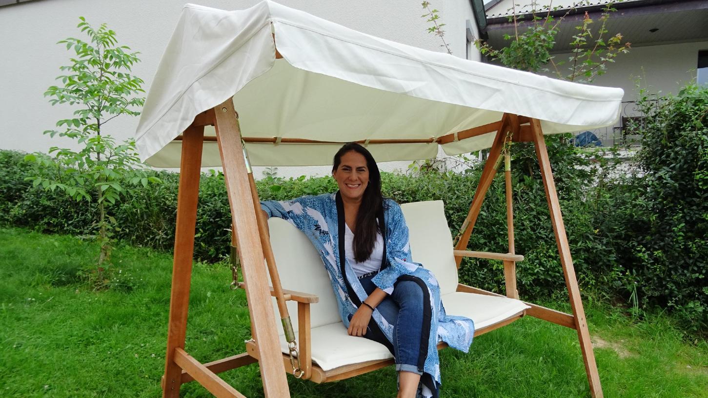 Oberreichenbach: Inspiration auf der Hollywood-Schaukel
