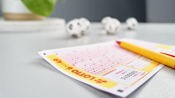 Mutter aus Franken gewinnt 33 Millionen im Lotto - ohne es zu merken