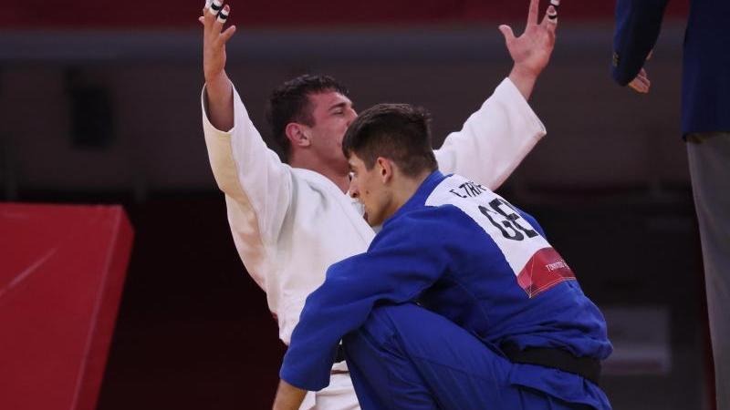 Da war sogar noch mehr drin! Eduard Trippel schnappte sichim legendären Nippon Budokan Silber. Zugleich verpasste der Hesse damit den ersten deutschen Olympiasieg im Judo seit Ole Bischof 2008. Für Trippel ist das Resultatin Tokio gleichwohlder bisher größte Erfolg seiner Karriere.