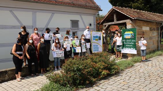 Eggolsheim ist jetzt Fairtrade Town