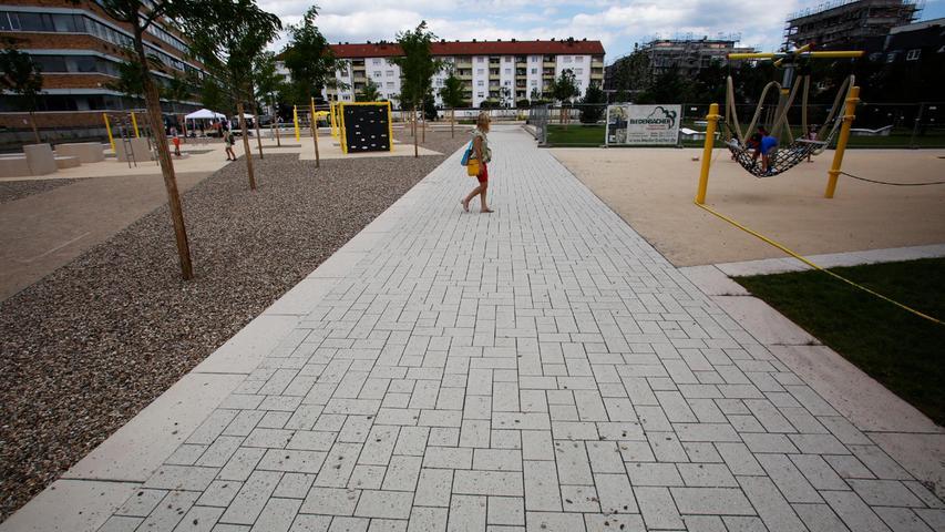 Versiegelung in der Stadt: Ist Nürnberg eine Pflasterwüste?