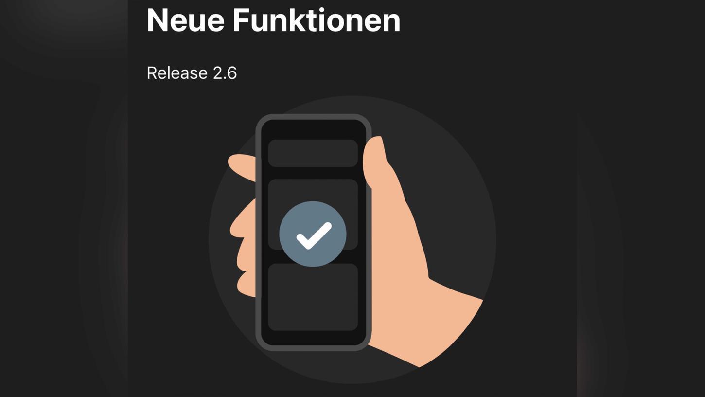 Die Corona-Warn-App hat ein weiteres Update erhalten und bietet Nutzenden nun neue Funktionen.