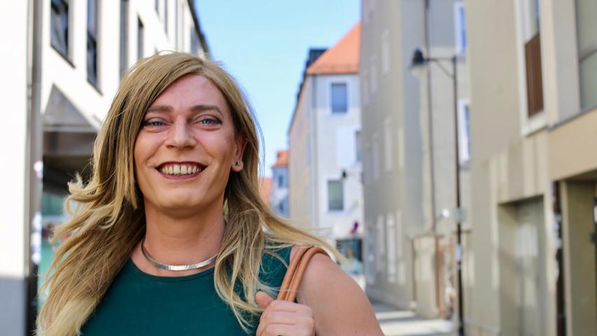 Wirbel um Name auf Stimmzettel: Jetzt spricht die Nürnbergerin Tessa Ganserer