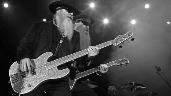 Musik-Welt in Trauer: ZZ Top-Bassist Dusty Hill mit 72 gestorben