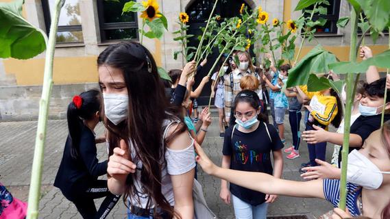 Es flossen Tränen am letzten Schultag: Viertklässler in Forchheim emotional verabschiedet