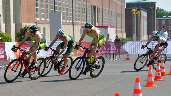 Simon Henseleit aus Nürnberg freut sich auf sein Heimrennen