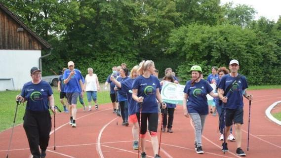 Zwei Weltrekorde bei der Gewo-Challenge der Lebenshilfe