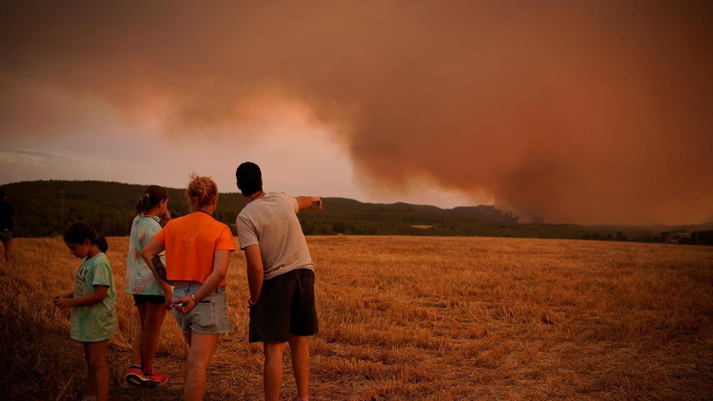 Kleine, oft menschgemachte Auslöser können zu verheerenden Waldbränden führen.