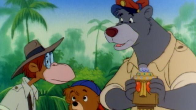 Ab4. August erleben Käpt'n Balu und seine tollkühne Crew bei Disney+ zahlreiche Abenteuer. Die Serie aus den 1990er Jahren umfasst über sechzig Episoden und ist ab sechs Jahren freigegeben.
