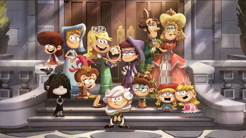 Der Animationsfilm Willkommen bei den Louds basiert auf der beliebten Nickelodeon-Serie und läuft ab 20. August bei Netflix. Darin reisen die Louds mit Sack und Pack nach Schottland und erfahren im Laufe ihres Aufenthalts,dass sie von schottischen Adligen abstammen. Ohne Altersbeschränkung.