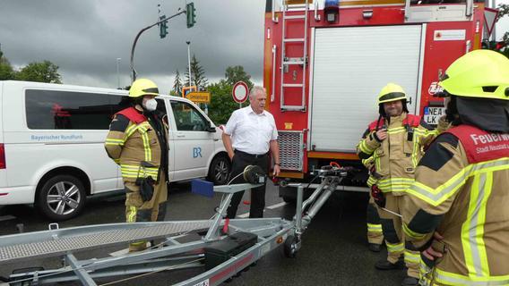 Rettungskräfte im Dauereinsatz: Stadtrat zollt höchste Anerkennung