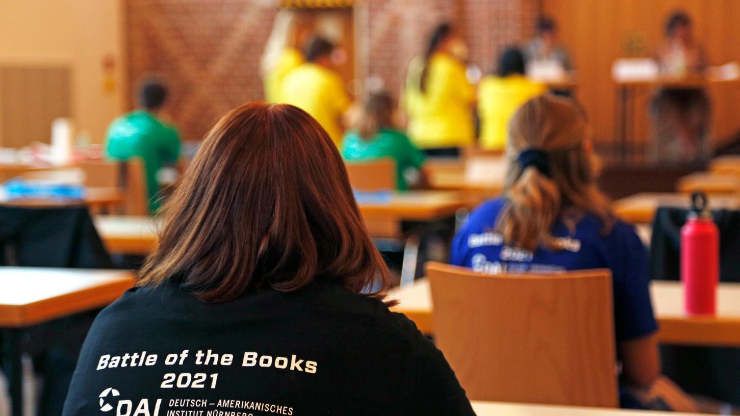 Keine Schule am letzten Schultag, dafür sind die Englischkenntnisse nochmal gefragt: Ein Team des NGN istbeim Finale des
