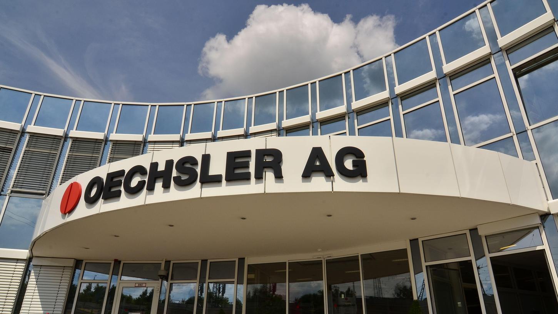Der Hauptsitz der Oechsler-Gruppe ist in Ansbach.