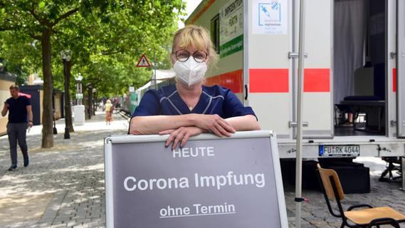 Impfangebot: Viele Fürther kommen jetzt ohne Termin