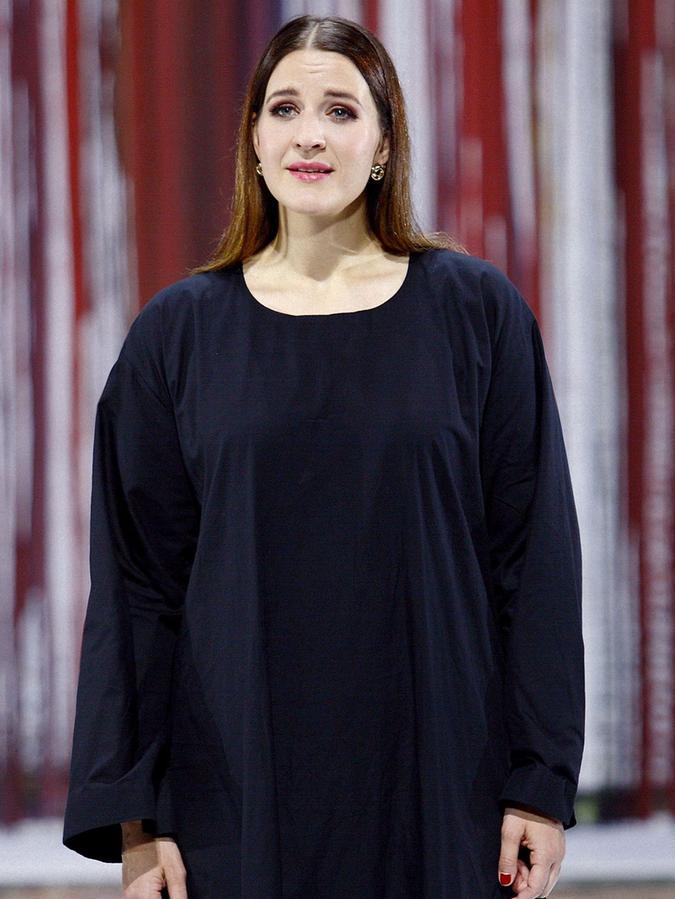 Sieglinde (Lise Davidsen).
