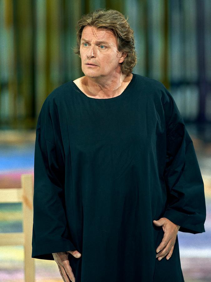 Klaus Florian Vogt singt den Siegmund.