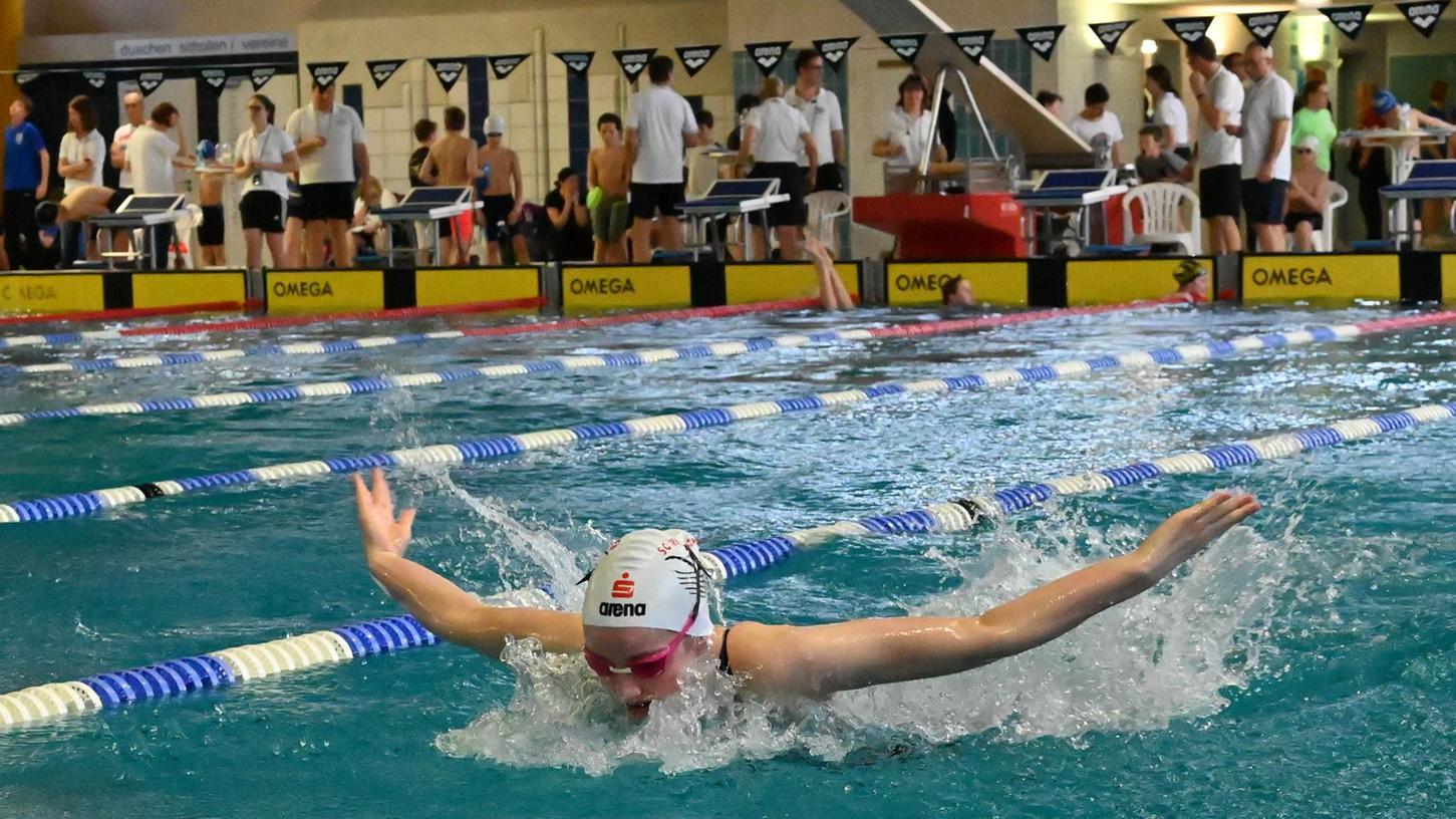 Standort ist gerettet: Erlangen gründet eigenes Elitezentrum Schwimmen