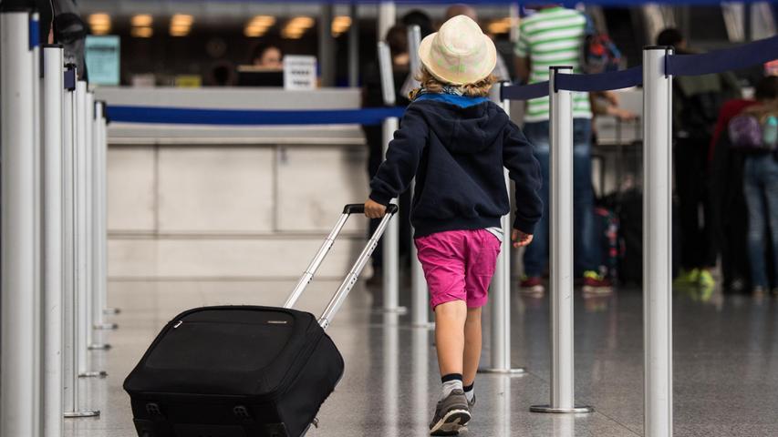 Reiserückkehrer brauchen ab 1. August einen negativen Corona-Test