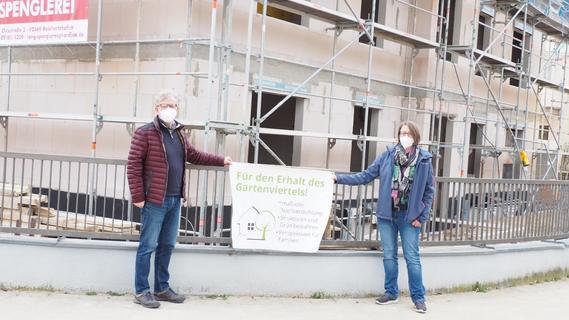 Abgelehnt: Kein Bebauungsplan im Neumarkter Gartenviertel
