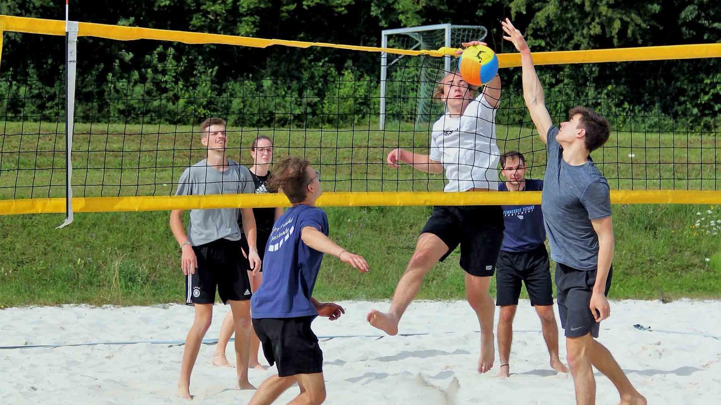 Das Beach-Volleyballturnier der BDKJ-Regionalverbände war von großer Spielbegeisterung gekennzeichnet.