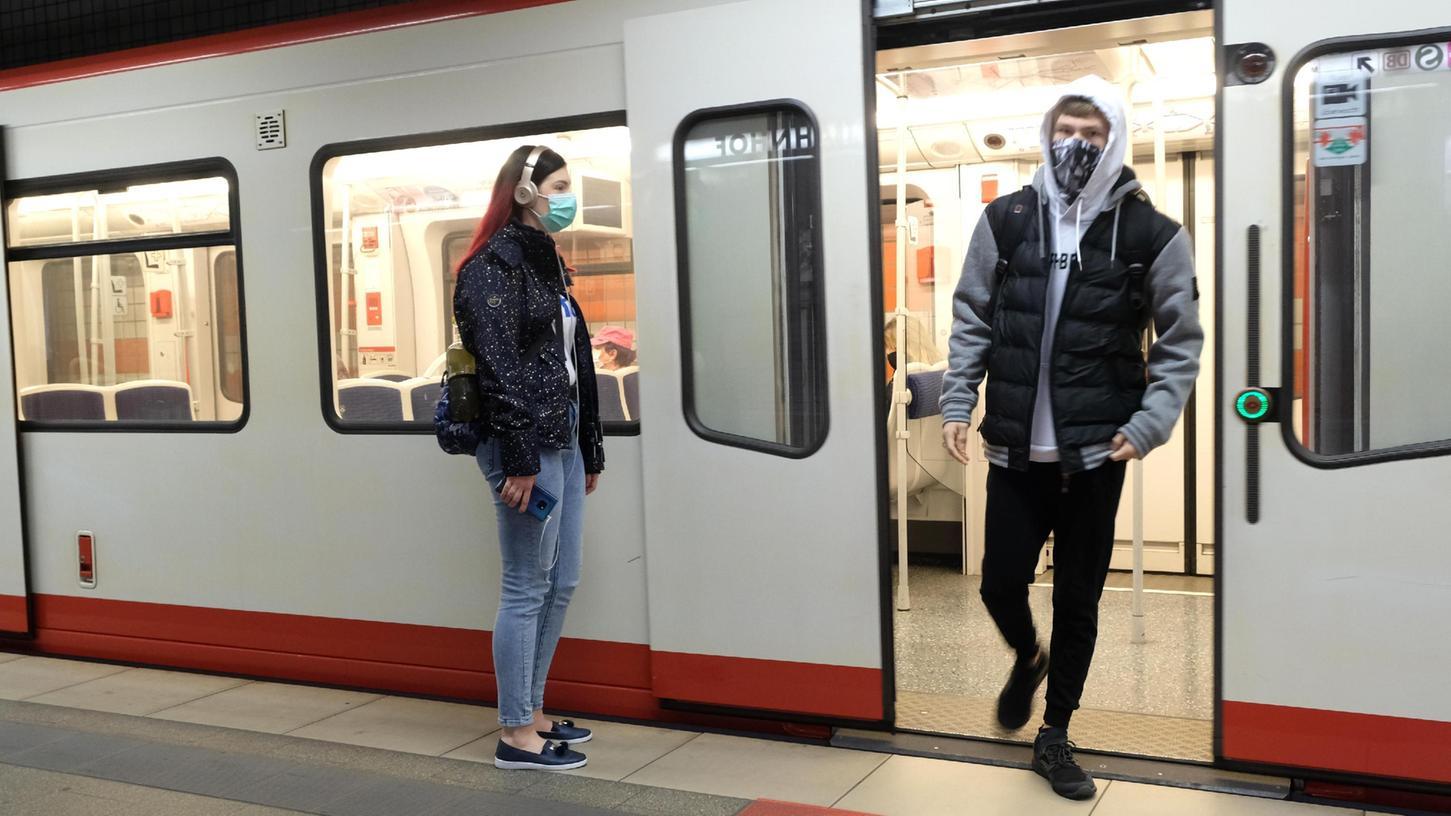 Auf den Linien U2 und U3 kam es am Freitag zu Störungen.