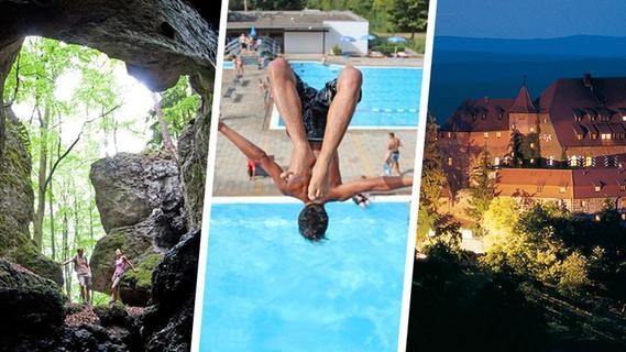 Sommerferien in Franken: Unsere Freizeittipps für den perfekten Urlaub daheim